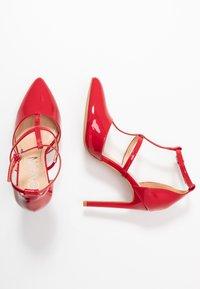 Even&Odd - Zapatos altos - red - 3