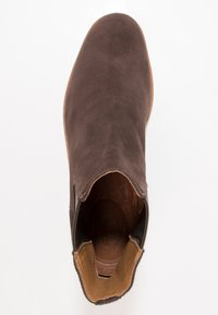 Clarks - CLARKDALE GOBI - Classic ankle boots - dark brown - 1