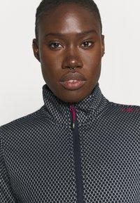 CMP - WOMAN JACKET - Fleece jacket - blue/grey - 3