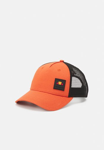 ARTAN UNISEX - Cap - dark orange