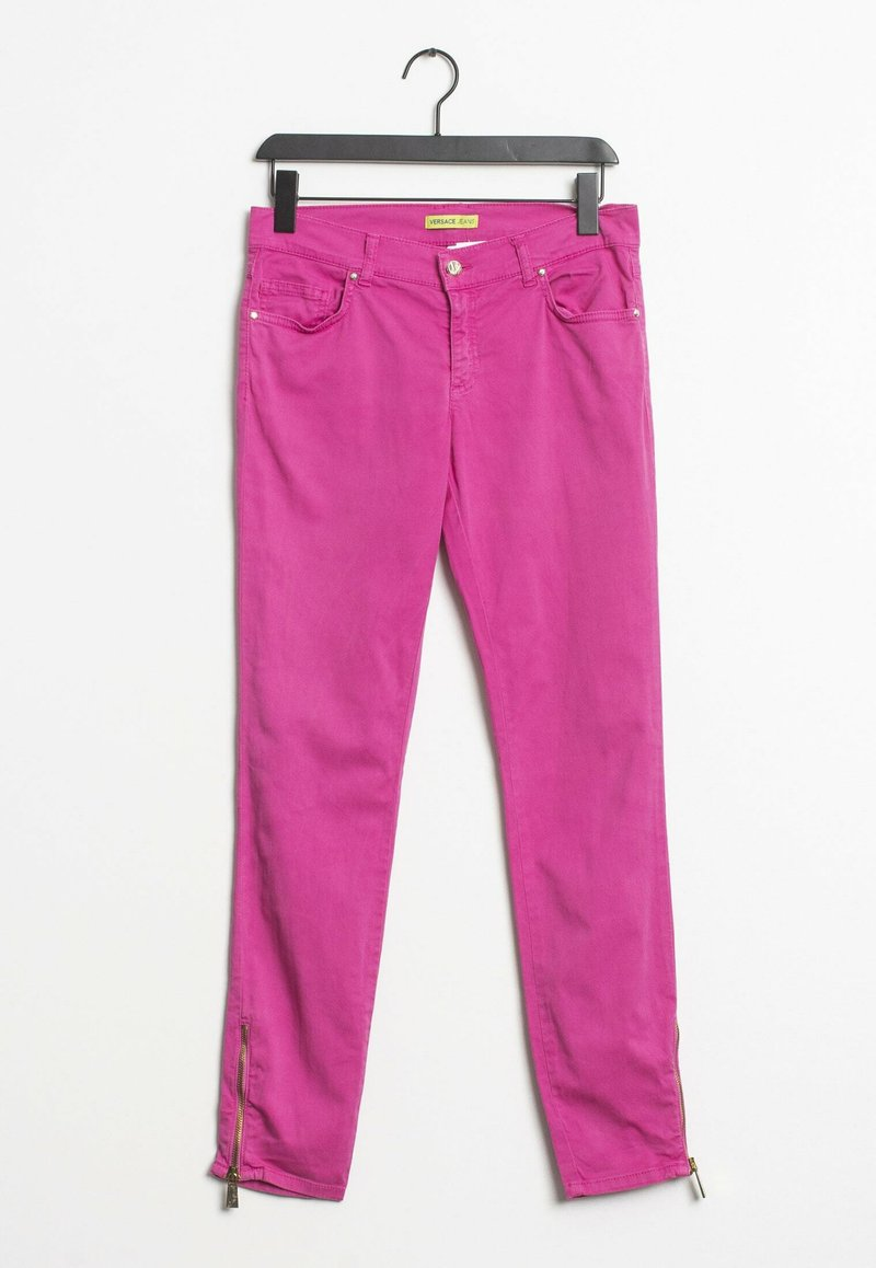 Versace - Straight leg jeans - pink