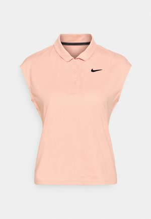 VICTORY  - Sports shirt - arctic orange/black