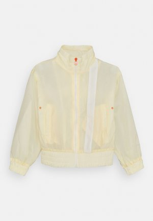OLENA - Training jacket - ivory