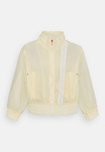 OLENA - Training jacket - ivory