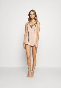 LASCANA - PLAYSUIT - Pyjamas - rose - 1