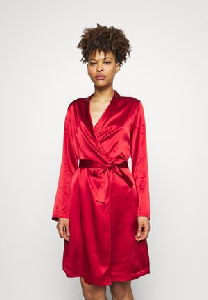 ROBE - Dressing gown - red tango