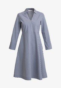 And Less - ALDEBRA DRESS - Denní šaty - blue nights - 3