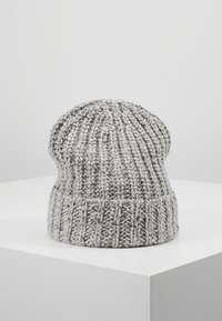 Johnstons of Elgin - DONEGAL CASHMERE BEANIE - Beanie - light grey mix - 0