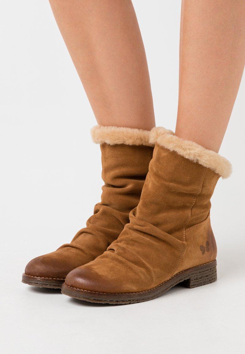 Felmini - CREPONA  - Winter boots - nirvan nicotinne