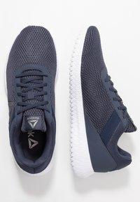Reebok - FLEXAGON ENERGY PERFORMANCE SHOES - Sports shoes - heritage navy/collegiate navy/white - 1