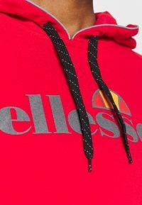 Ellesse - ARCILLE - Felpa con cappuccio - red - 6