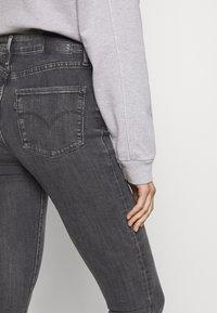 Levi's® - 721 HIGH RISE SKINNY - Jeans Skinny Fit - true grit - 5