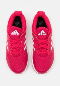 adidas Performance - FORTAFAITO UNISEX - Neutral running shoes - power pink/footwear white/glow pink - 3
