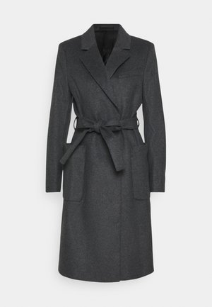 RIMINI - Cappotto classico - med grey melange