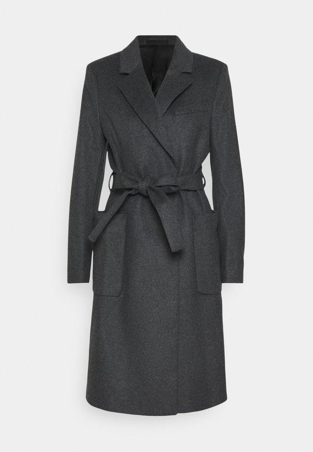 RIMINI - Manteau classique - med grey melange