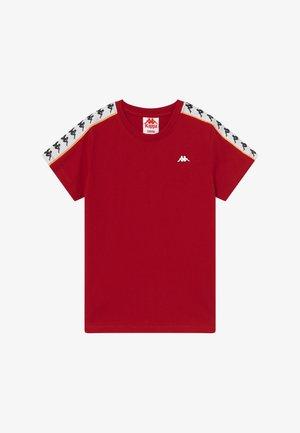 HANNO - Print T-shirt - red