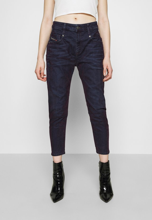 FAYZA - Jeans Relaxed Fit - purple