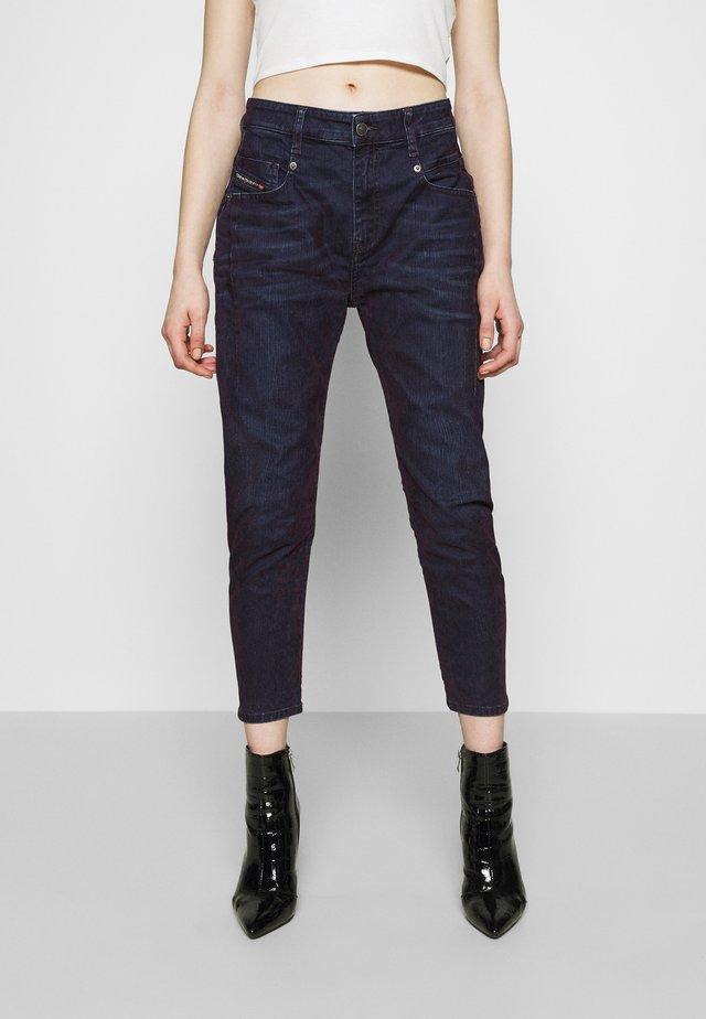 FAYZA - Jeans baggy - purple
