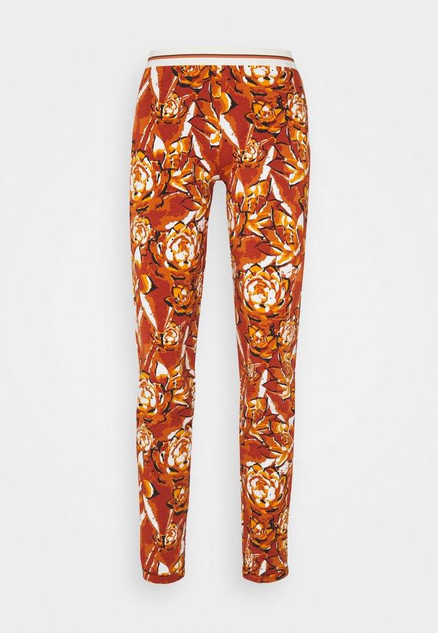 SUNDOWN DESERT SLEEP - Pyžamový spodní díl - burnt