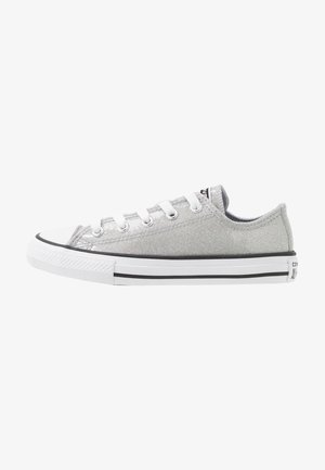 CHUCK TAYLOR ALL STAR COATED GLITTER  - Zapatillas - wolf grey/black/white