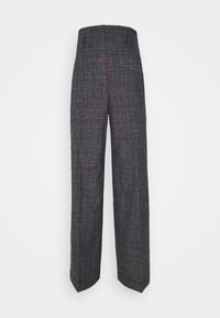 TROUSERS - Trousers - grey