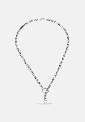 HALO - Necklace - silver-coloured