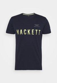 Hackett Aston Martin Racing - TEE - T-shirt imprimé - navy - 0