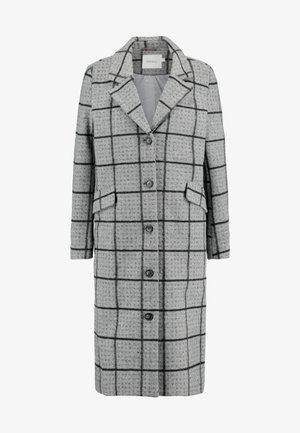 DREGITTA COAT - Cappotto classico - light grey melange