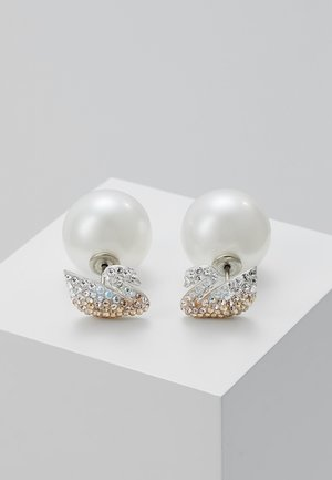 ICONIC SWAN - Earrings - light multi-coloured