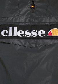 Ellesse - MONTFLECTIVE - Windbreaker - black - 4
