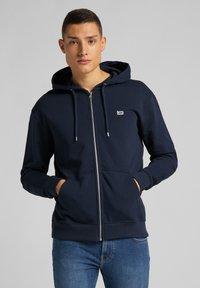 Lee - Zip-up hoodie - navy - 0