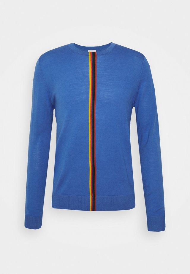 GENTS CREW NECK - Trui - bright blue