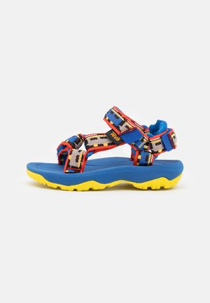 HURRICANE XLT 2 UNISEX - Walking sandals - trains blue