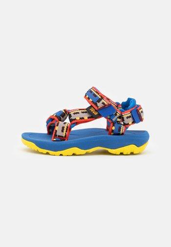 HURRICANE XLT 2 UNISEX - Walking sandals - trains blue