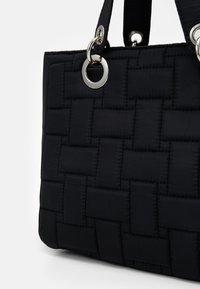 InWear - TRAVEL QUILT  - Handbag - black - 3
