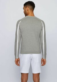 BOSS - REMI - Jumper - light grey - 2