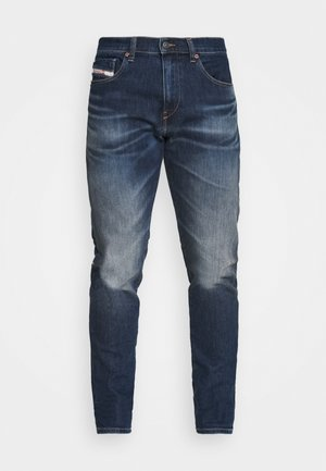 D-STRUKT - Jeans Skinny Fit - dark blue  denim