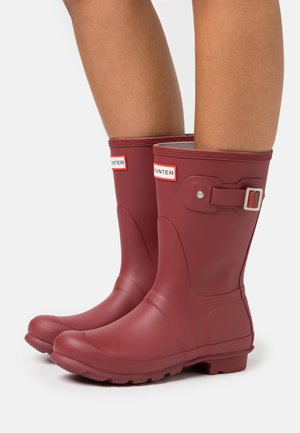 WOMENS ORIGINAL SHORT - Wellies - autumn stone
