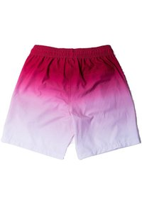 BWET Swimwear - MAROON BEACH - Swimming shorts - maroon - 6
