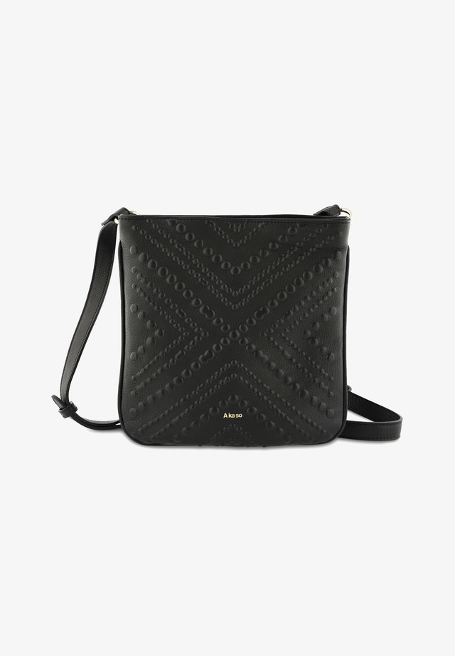 COLLECTOR - Sac bandoulière - black