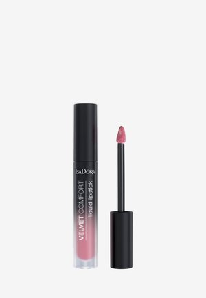 VELVET COMFORT LIQUID LIPSTICK - Liquid lipstick - pink blossom