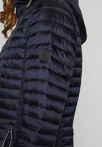 Barbara Lebek - STEPP MIT KAPUZE - Light jacket - navy - 5