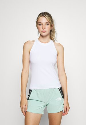 RENEW RACERBACK TANK - Top - bright white