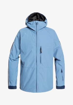 RETROSPECT - Veste de snowboard - coronet blue