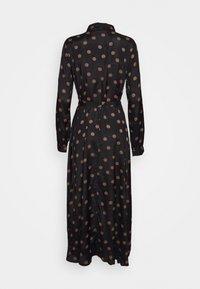 Kaffe - OLINE DRESS - Košilové šaty - black - 0