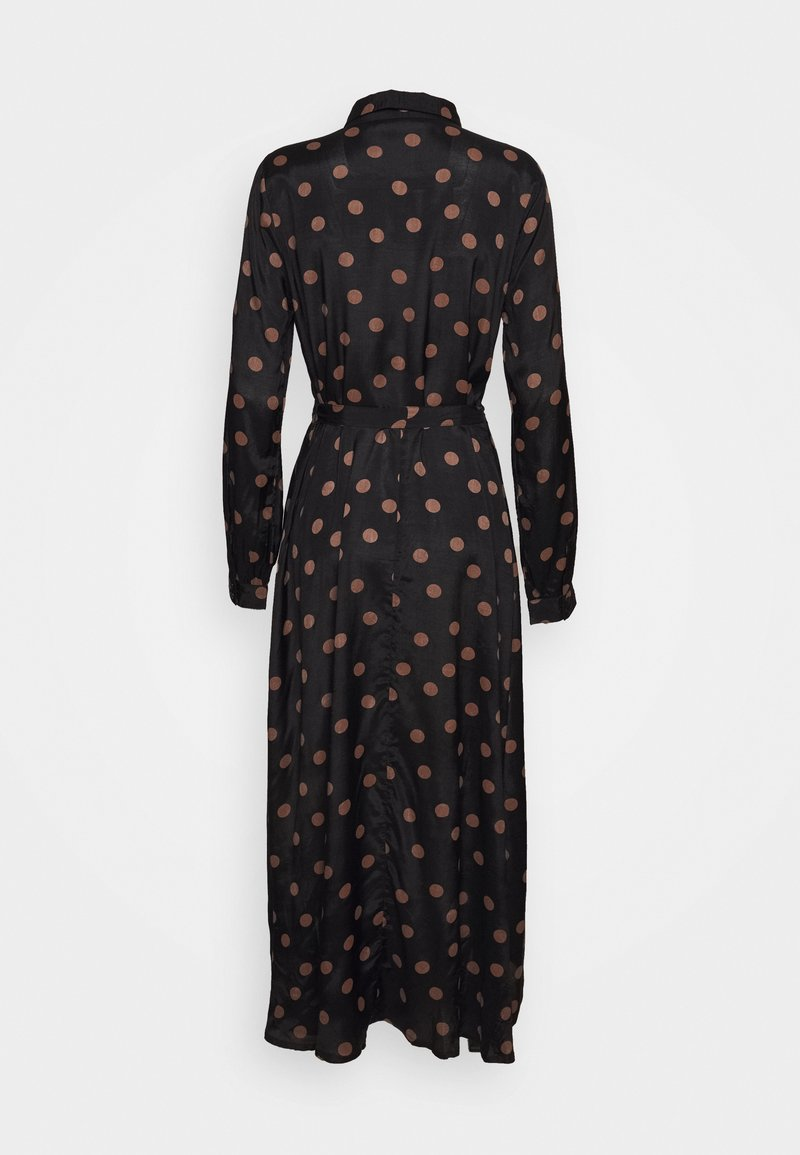 Kaffe - OLINE DRESS - Sukienka koszulowa - black