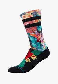 Stance - PAU CREW - Socks - black - 1