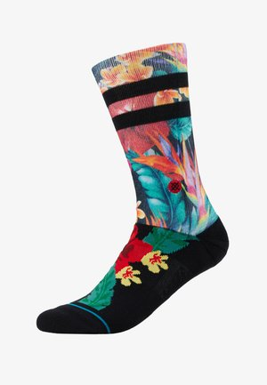 PAU CREW - Socks - black