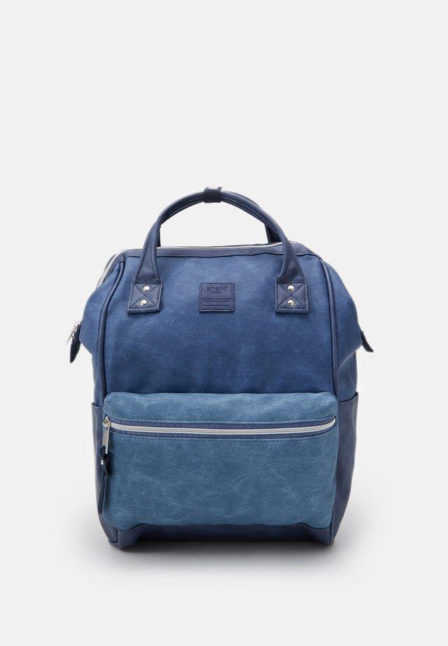 TOTE BACKPACK UNISEX - Batoh - denim blue