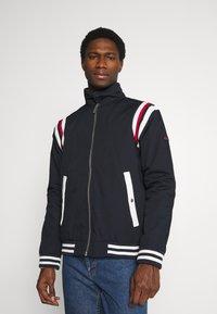 HARRINGTON - BOWLING - Summer jacket - marine - 0